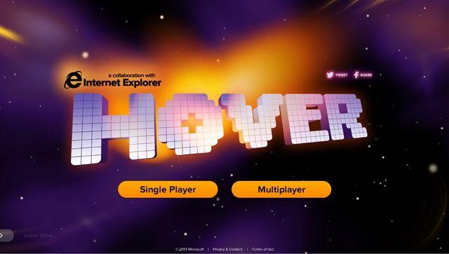 Hover - Ücretsiz Tarayıcı Oyunu