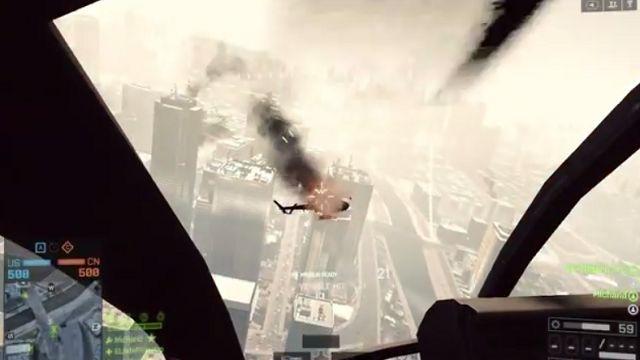 Battlefield 4 Beta Xbox 360 Oynanış Videosu