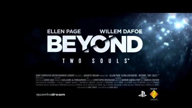 Beyond Two Souls Açılış Videosu