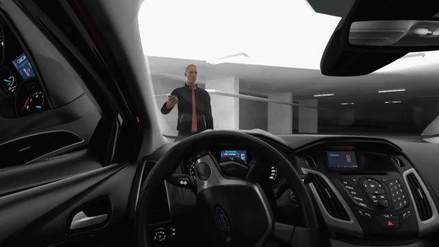 Ford Otomatik Park Özelliğini Tanıttı