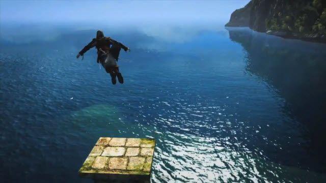 Assassin's Creed 4 - Derin Dalış