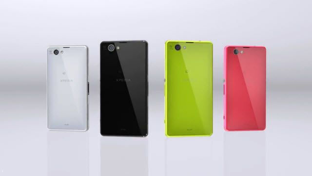 Sony Xperia Z1 Mini Tanıtım Videosu