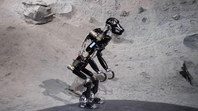 Robot Maymunun Robot İnsana Evrimi