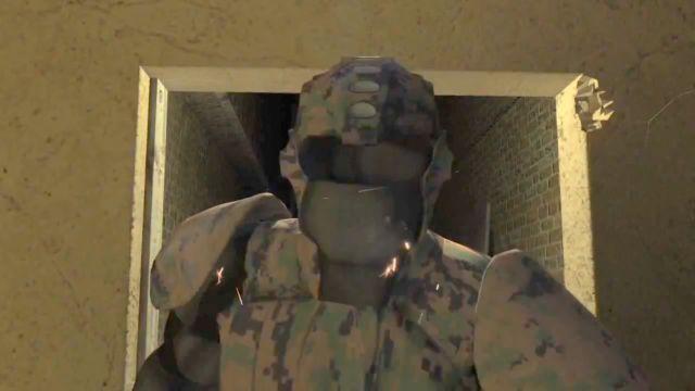 Amerikan Ordusu Askerler için Iron Man Zırhları Üretiyor