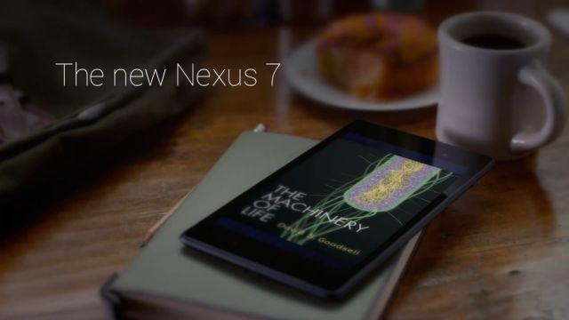 Yeni Nexus 7 Televizyon Reklamı