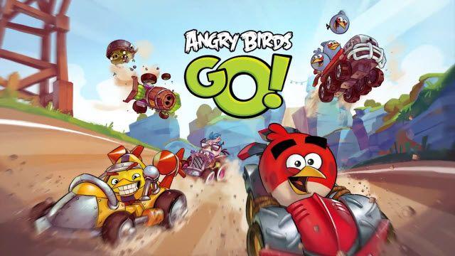 Angry Birds Go! Oynanış Videosu
