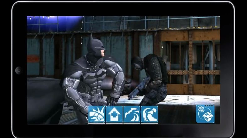 Batman: Arkham Origins Mobil Tanıtım Videosu