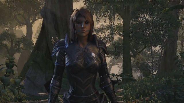 The Elder Scrolls Online - Karakter Yaratma Seçenekleri
