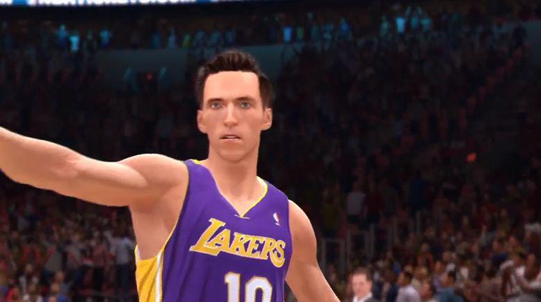 NBA Live 14 Resmi Oynanış Videosu