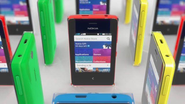 Nokia Asha 500 Tanıtım Videosu