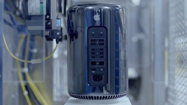 Yeni Mac Pro'lar Nasıl Üretildi?