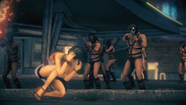 Saints Row 4 - Enter the Dominatrix Tanıtım Videosu