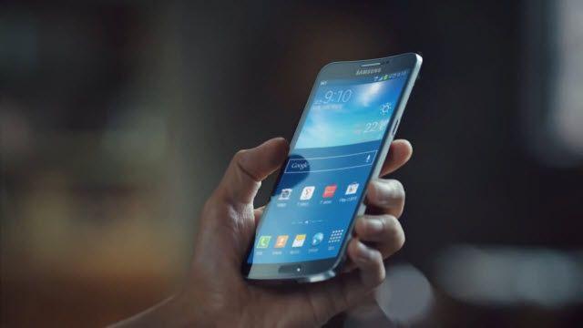 Samsung Galaxy Round Reklam Videosu