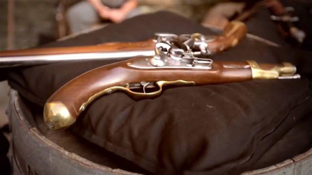 Assassin's Creed 4 - Silahlar