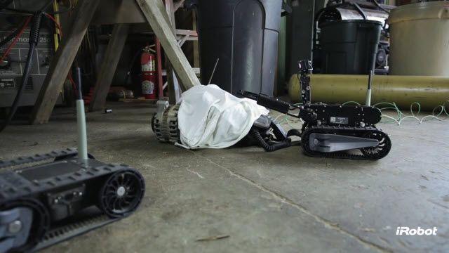 iRobot 110 FirstLook Tanıtım Videosu
