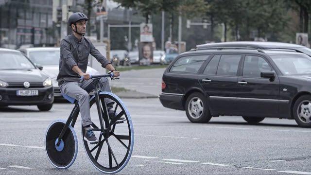 Akıllı Bisiklet Tanıtım Videosu