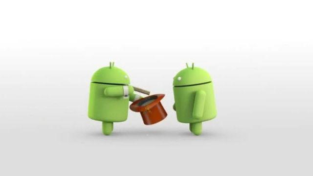 Android 4.4 KitKat Animasyon Videosu