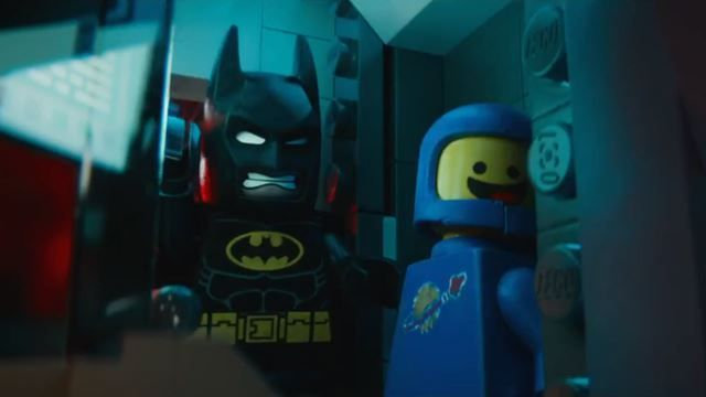 LEGO'lar Film Oluyor! Karşınızda Filmin İlk Fragmanı