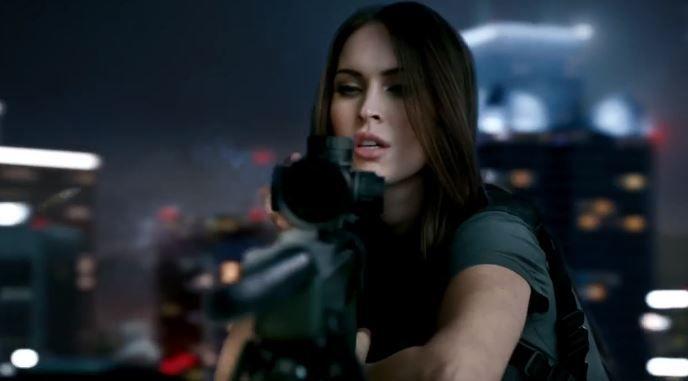 Megan Fox'lu Call Of Duty Ghosts Reklam Filmi