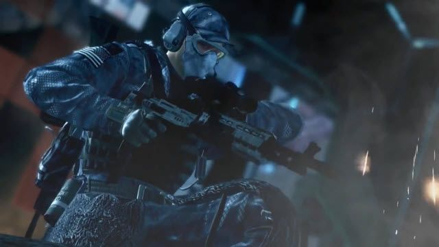 Call of Duty: Ghosts Serbest Düşüş Tanıtım Videosu