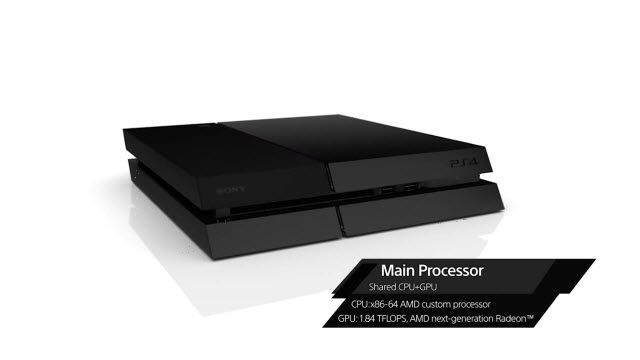 PlayStation 4 Tasarımı ve Teknik Özellikleri
