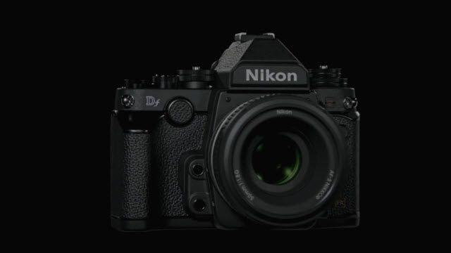 Nikon Df Tanıtım Videosu