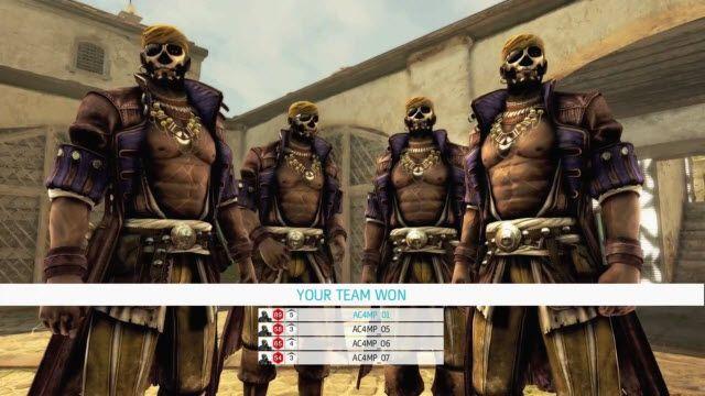 Assassin's Creed 4: Black Flag Multiplayer Özellikleri Ortaya Çıktı