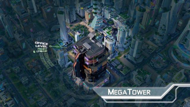 SimCity Cities of Tomorrow Tanıtım Videosu