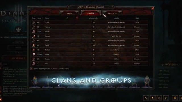 Diablo III - Reaper of Souls Özellikleri Tanıtım Videosu