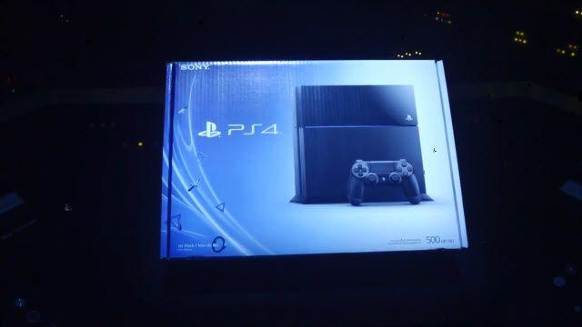PlayStation 4 Kutu Açılış Videosu