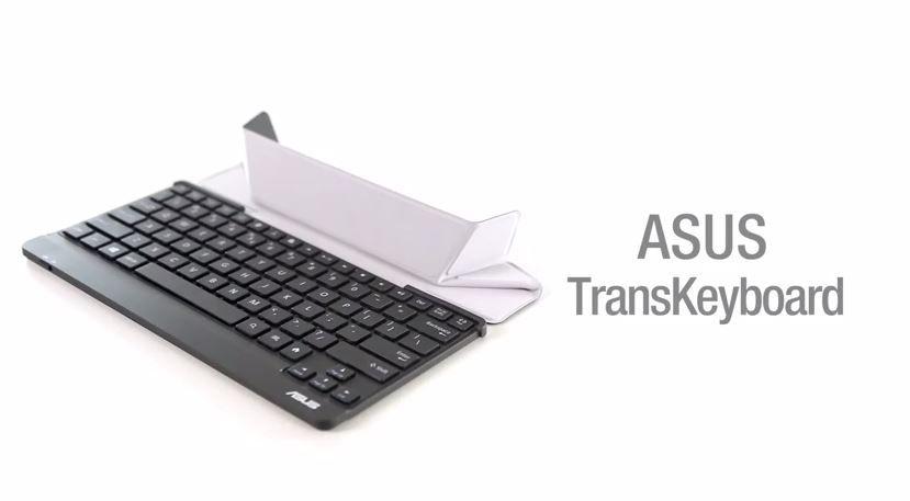 ASUS TransKeyboard Tanıtım Videosu