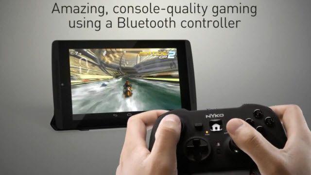 Tegra Note 7 Tablet Tanıtım Videosu