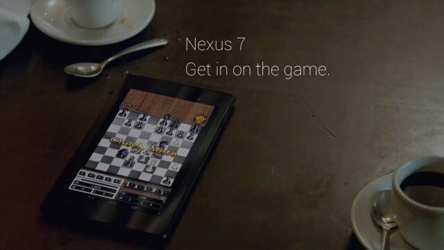 Google Nexus 7 ile Oyun Zamanı