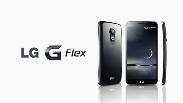 LG G Flex Reklam Videosu