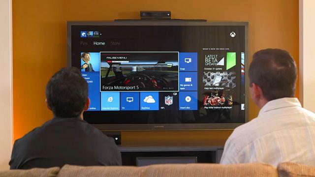Microsoft Xbox One'ın Özelliklerini Tanıttı