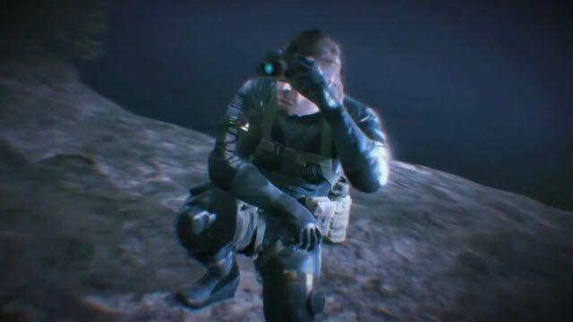 Metal Gear Solid 5: Ground Zeroes Bölüm Tanıtım Videosu