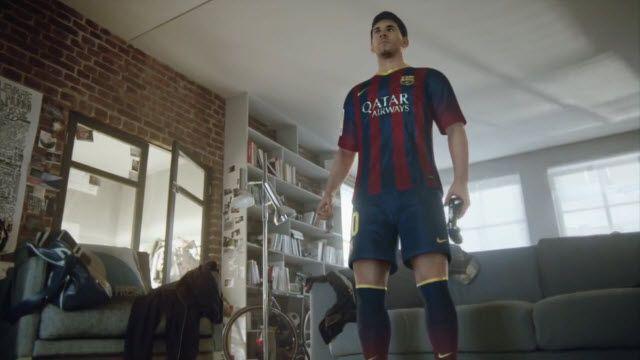 FIFA 14 ile Gelecek Nesil Lionel Messi