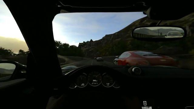 DriveClub Oynanış Videosu