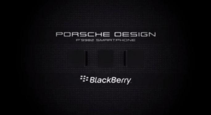 BlackBerry Porshe Design P'9982 Tanıtım Videosu
