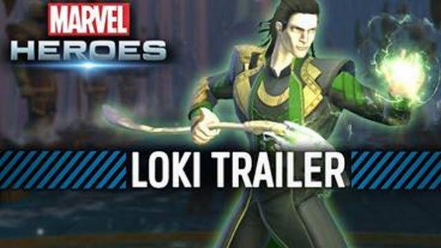 Marvel Heroes - Loki Tanıtım Videosu