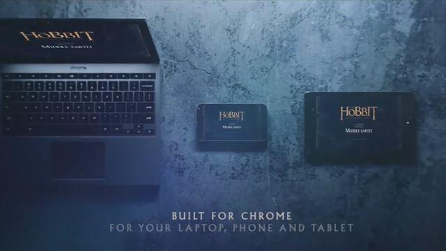 Google Chrome ile Orta Dünya Yolculuğuna Hazır mısınız?