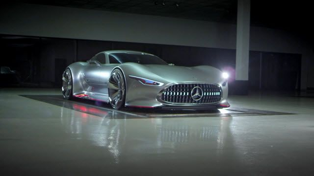 Mercedes-Benz AMG Vision Gran Turismo Tanıtım Videosu