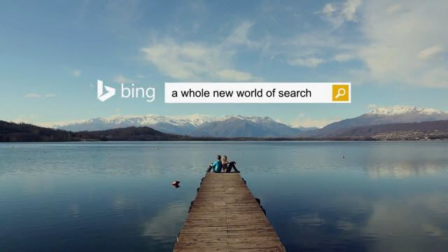 Bing - Tüm Dünya Tanıtım Videosu