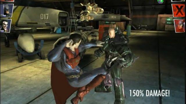 Injustice: Gods Among Us Android Tanıtım Videosu