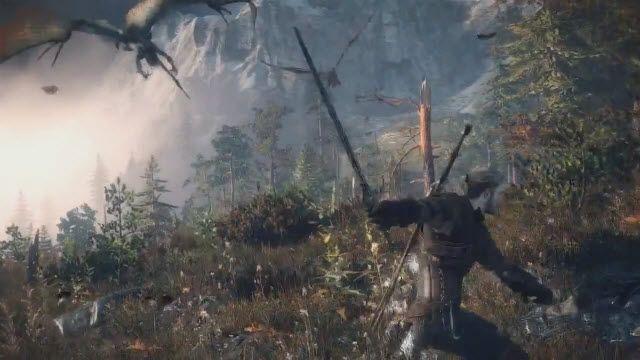 The Witcher 3 - Wild Hunt VGX 2013 Tanıtım Videosu