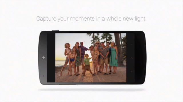 Nexus 5 ve HDR+ Özelliği