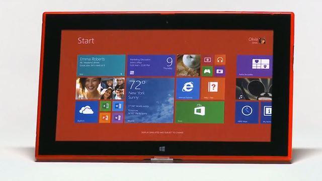 Verizon'dan Nokia Lumia 2520 için Tanıtım Videosu Geldi