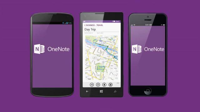 Yeni OneNote'a Merhaba Deyin