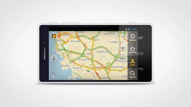 Yandex.Navigasyon Tanıtım Videosu