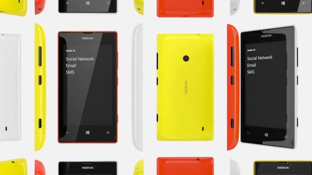 Nokia Lumia 525 Tanıtım Videosu